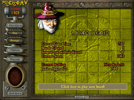 play alchemy online popcap game