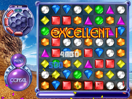 I don't play many games. And although Peggle is a simple game, I find it very addictive. I'm really annoyed with the current standard of obtaining games sign up at some web site, install their software on my computer before I can even use the games I pay my money for, log into their web site to use my games, and so on.