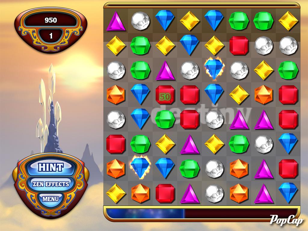 msn free online games bejeweled 3