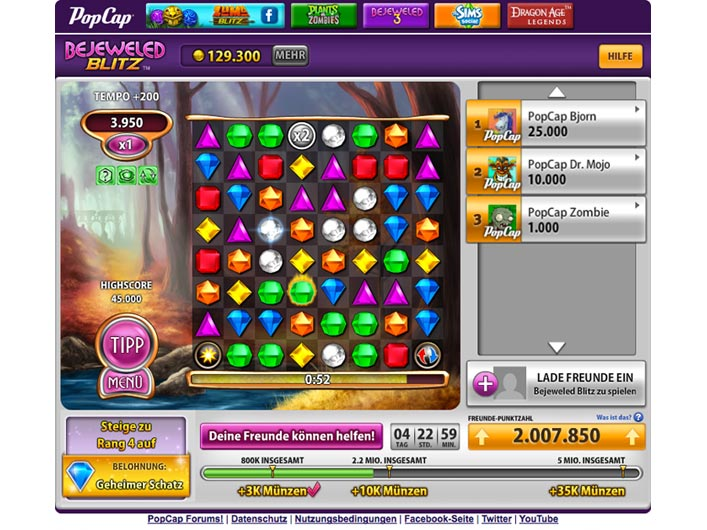games bejeweled blitz
