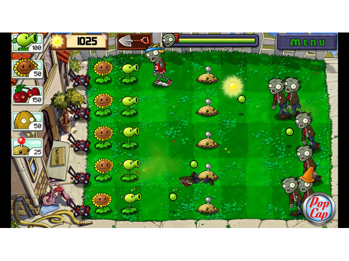 Popcap Games Plants Vs Zombies Android