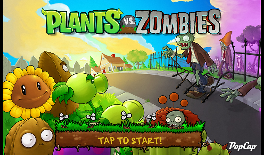 Game Plants Vs Zombie 3