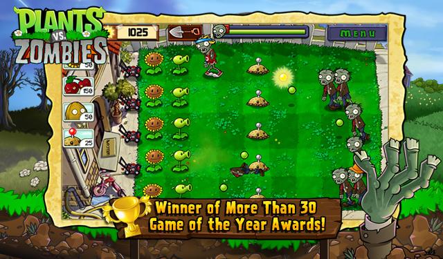 Achievements 49 plants 26 zombies zap zombies in 50 adventure levels