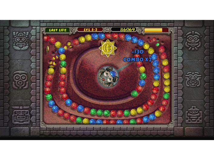 PopCap Games   Zuma   Playstation Portable707
