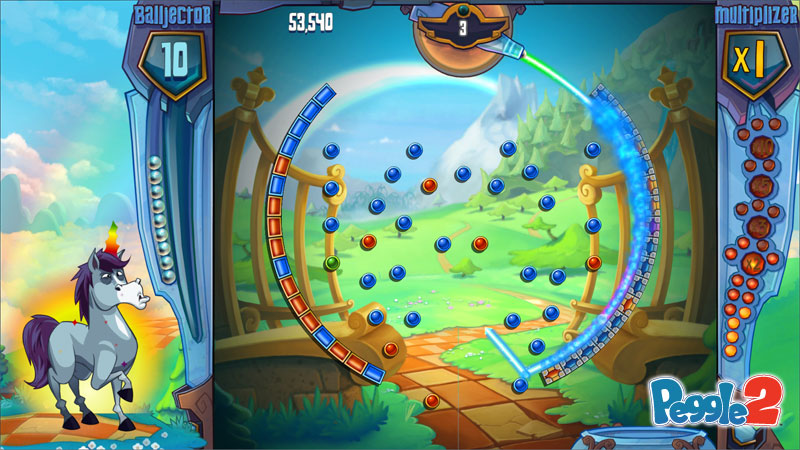peggle night deluxe free download