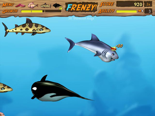 Feeding Frenzy 2 Game - Download and Play.