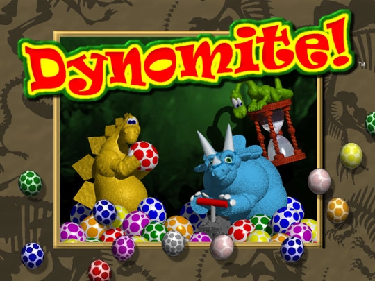 Download Dynomite Deluxe by PopCap Games