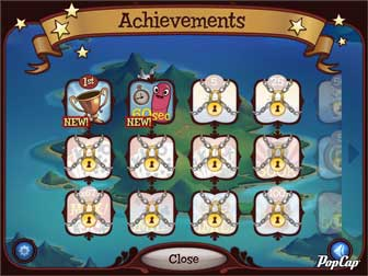 Unlock a raft of new achievements
